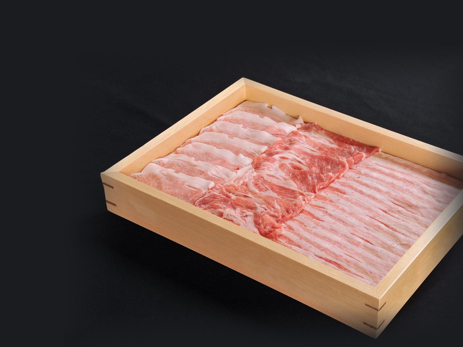 イベリコ豚を超えたアボカドポーク サンライズ(アボ豚)